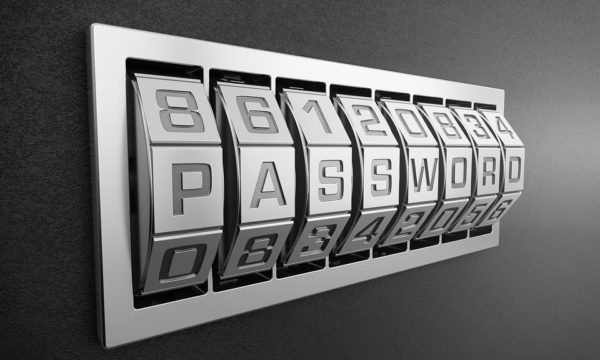 Secure Passwords: A Resolution You Can Keep